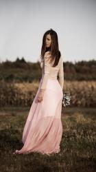 DVOUDÍLNÉ SPOLEČENSKÉ / LETNÍ ŠATY ve stylu BOHO kolekce ashaadox pro Vás 2016/2017, model 24, informace v prokliku fotografie
