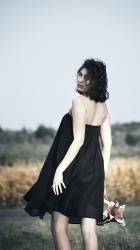 SPOLEČENSKÉ / LETNÍ ŠATY ve stylu BOHO kolekce ashaadox pro Vás 2016/2017 - model 3A, informace v prokliku fotografie