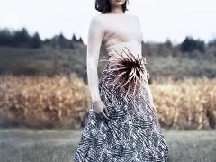 DVOUDÍLNÉ SPOLEČENSKÉ / LETNÍ ŠATY ve stylu BOHO kolekce ashaadox pro Vás 2016/2017, model 35, informace v prokliku fotografie