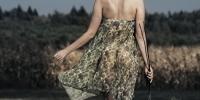 SPOLEČENSKÉ / LETNÍ ŠATY ve stylu BOHO ashaadox pro Vás 2016/2017 - model 18, popis v prokliku fotografie