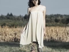 DVOUDÍLNÉ SPOLEČENSKÉ / LETNÍ ŠATY ve stylu BOHO kolekce ashaadox pro Vás 2016/2017 - model 17, popis v prokliku fotografie