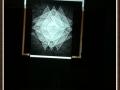 Videoprojekce -Vernisáž výstavy Pavel Hrubišek & Murray Goodsett Divadlo světla a tvarů 18.6. 2015 Zámek Sloupno u Nového Bydžova by Pavel Hrubišek