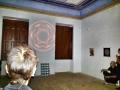 Videoprojekce - Vernisáž výstavy Pavel Hrubišek & Murray Goodsett Divadlo světla a tvarů 18.6. 2015 Zámek Sloupno u Nového Bydžova by ashaadox