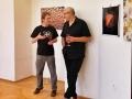 Pavel Hrubišek a Murray Goodsett - Zámek Sloupno u Nového Bydžova 18.6. 2015 by ashaadox