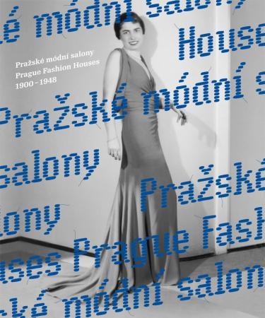 přebal knihy Pražské módní salóny