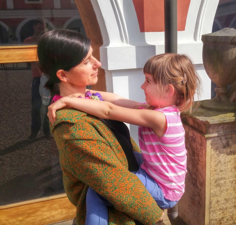 ashaadox a mína při poslední návštěve duben Lorety 2015