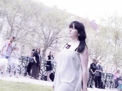 oděv z projektu aShaaDox pro Vás 2016 & šperk Adriana Takáčové