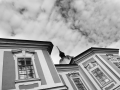 impresse barokní zámek Sloupno u Nového Bydžova