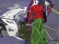 koláž jízda králů / collage ride of the kings  (c) ashaadox