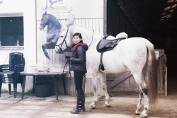 Bent Branderup & Chiqui & Ashaadox Academic Art of Riding with Claudia Strauss 12/2017