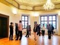 Vernisáž výstavy Pavel Hrubišek & Murray Goodsett Divadlo světla a tvarů 18.6. 2015 Zámek Sloupno u Nového Bydžova by ashaadox